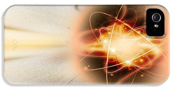 Atom Collision IPhone 5 Case