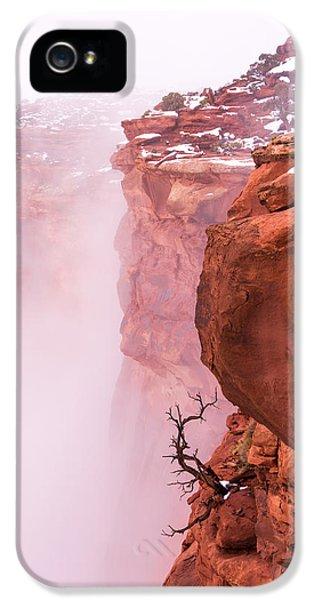 Atop Canyonlands IPhone 5 Case