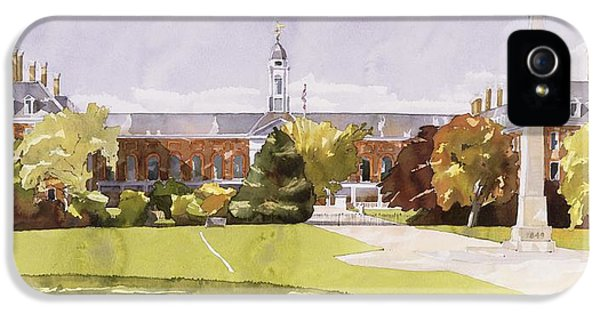 The Royal Hospital  Chelsea IPhone 5 / 5s Case by Annabel Wilson