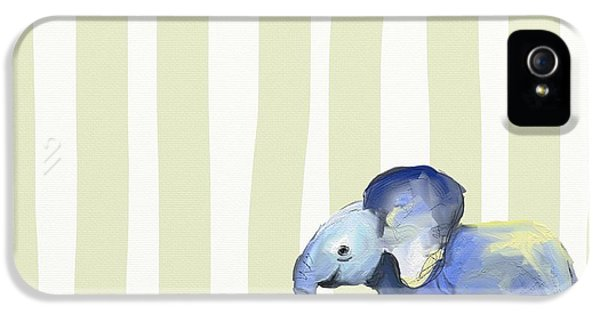 Animal iPhone 5 Case - Baby Ellie  by Cathy Walters
