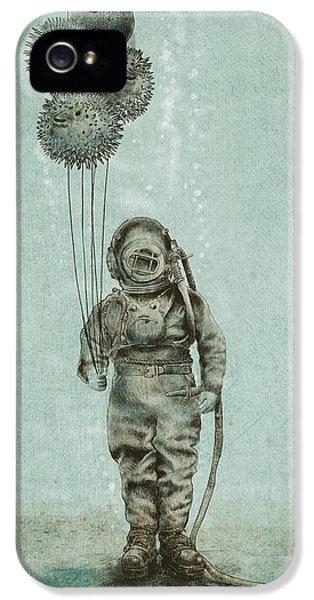 Balloon Fish IPhone 5 Case