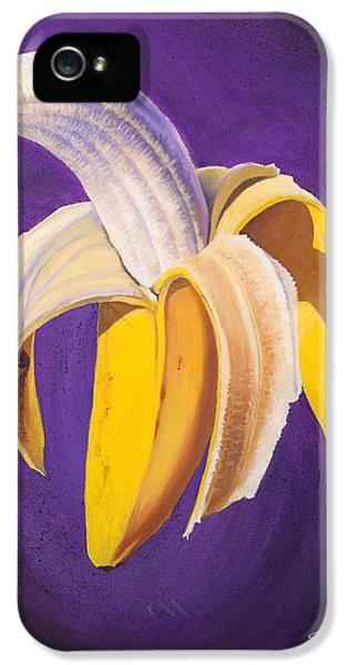 Banana Half Peeled IPhone 5 Case