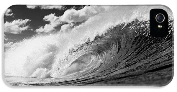 Barrel Clouds IPhone 5 Case by Sean Davey