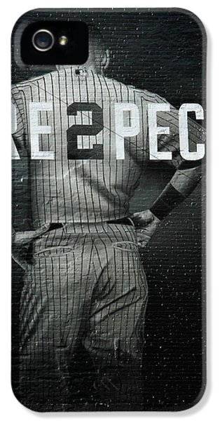 Baseball IPhone 5 Case by Jewels Blake Hamrick