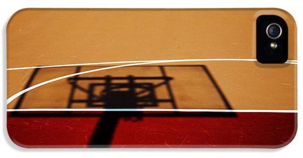Basketball Shadows IPhone 5 Case