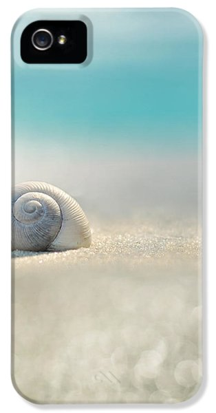 Beach House IPhone 5 Case by Laura Fasulo