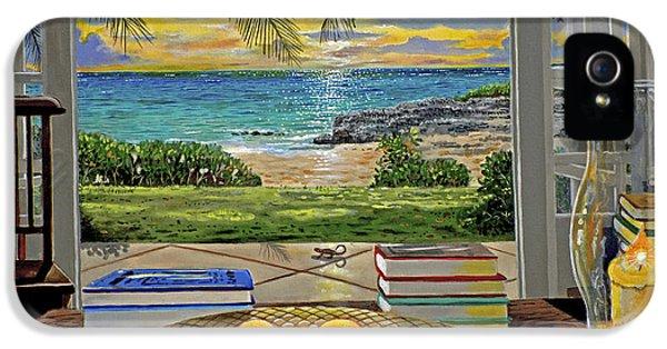Beach View IPhone 5 Case