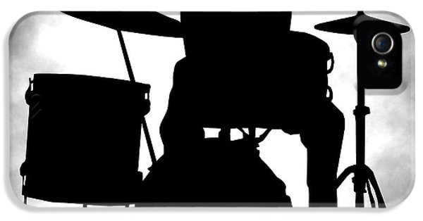 Drum iPhone 5 Case - Beat Master by Daniel Hagerman
