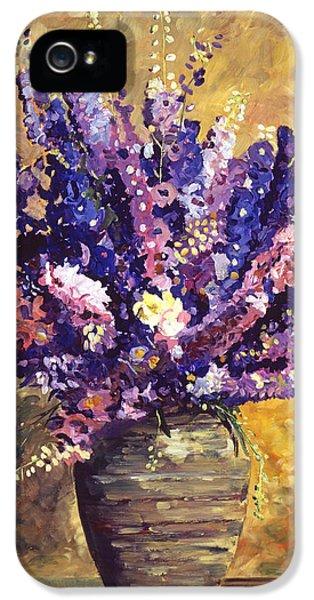 Beaujolais Bouquet IPhone 5 Case