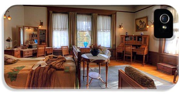 Bedroom Glensheen Mansion Duluth IPhone 5 Case