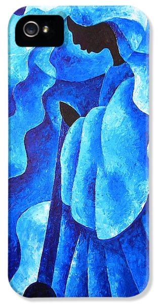 Before The Song IPhone 5 / 5s Case by Patricia Brintle