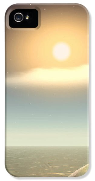 Being There IPhone 5 Case by Wendy J St Christopher