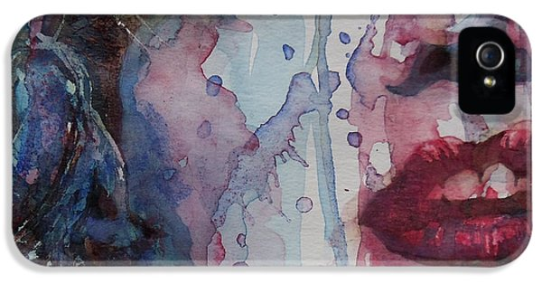 Beneath Your Beautiful IPhone 5 Case by Paul Lovering
