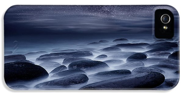 Beyond Our Imagination IPhone 5 Case by Jorge Maia