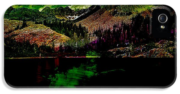 Beyond The Blue Horizon IPhone 5 Case by Marvin Blaine