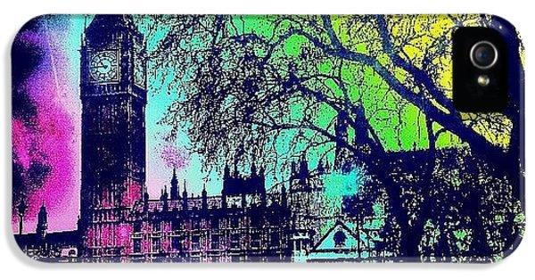 Edit iPhone 5 Case - Big Ben Again!! by Chris Drake