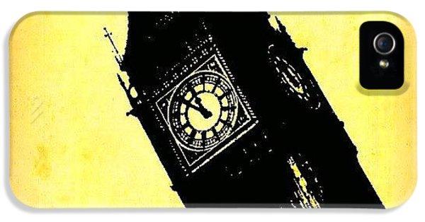 Edit iPhone 5 Case - Big Ben!! by Chris Drake
