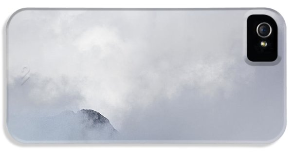 Breathe iPhone 5 Case - Big by Guido Montanes Castillo