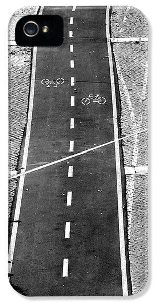 Bike Lane IPhone 5 Case