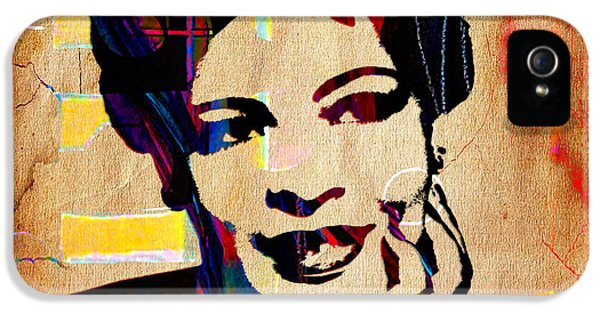 Billie Holiday Collection IPhone 5 / 5s Case by Marvin Blaine
