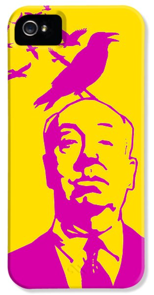Birdy Poster 3 IPhone 5 Case by Naxart Studio