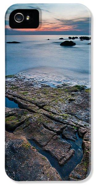 Black Rock IPhone 5 Case by Davorin Mance