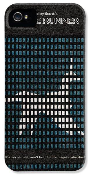 Blade Runner IPhone 5 Case by Ayse Deniz