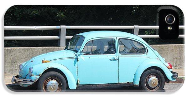 Blue Beetle IPhone 5 Case
