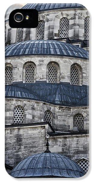 Blue Dawn Blue Mosque IPhone 5 Case