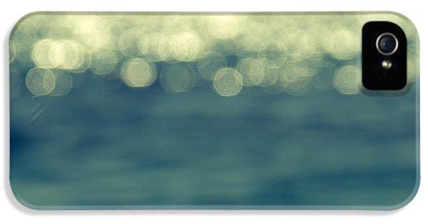 Beach iPhone 5 Case - Blurred Light by Stelios Kleanthous