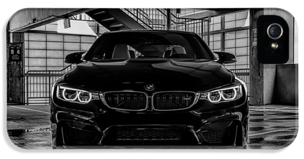Bmw M4 IPhone 5 Case by Douglas Pittman