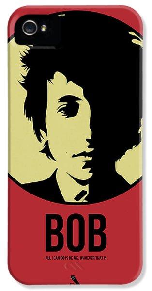 Bob Poster 1 IPhone 5 Case by Naxart Studio