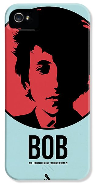Bob Poster 2 IPhone 5 / 5s Case by Naxart Studio