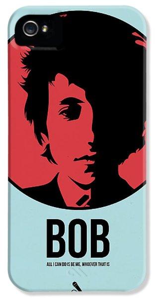 Bob Poster 2 IPhone 5 Case by Naxart Studio