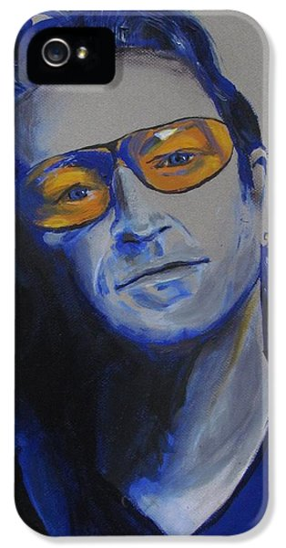 Bono U2 IPhone 5 Case