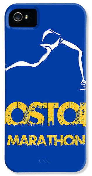 Boston Marathon2 IPhone 5 Case by Joe Hamilton