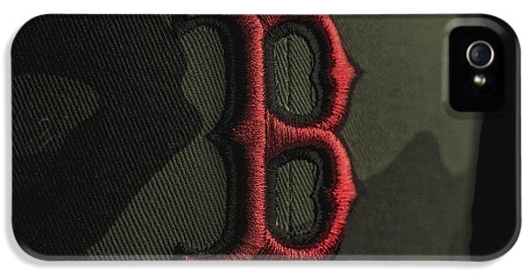 Boston Red Sox IPhone 5 Case by David Haskett