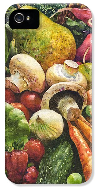 Bountiful IPhone 5 Case by Anne Gifford