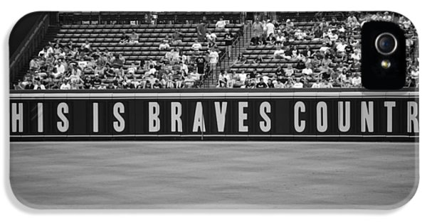 Braves Country IPhone 5 Case