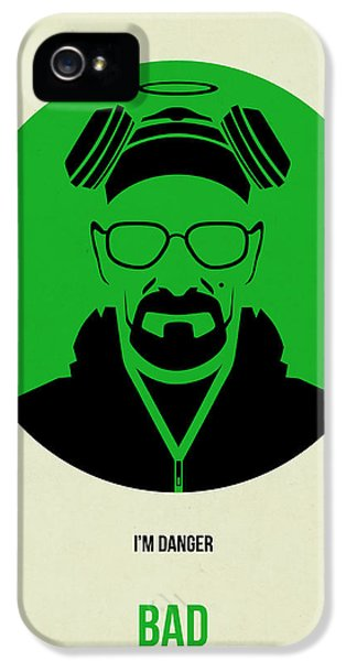 Breaking Bad Poster 2 IPhone 5 Case by Naxart Studio