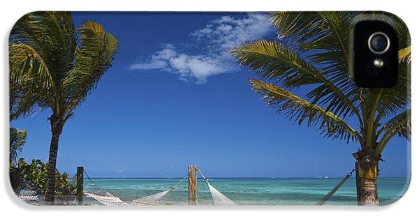 Breezy Island Life IPhone 5 Case
