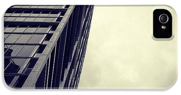 Iger iPhone 5 Case - Brickell - Miami by Joel Lopez