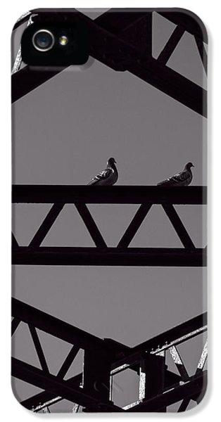 Bridge Abstract IPhone 5 Case