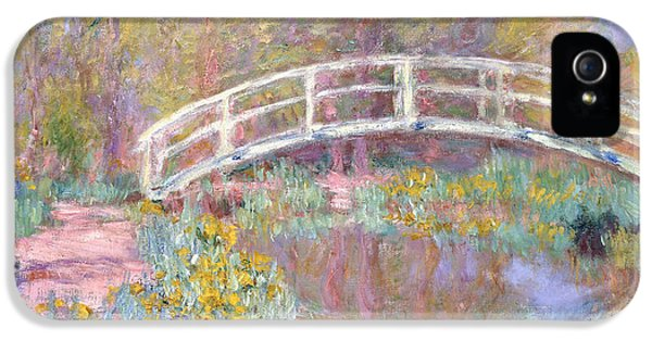 Bridge In Monet's Garden IPhone 5 Case