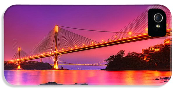 Bridge To Dream IPhone 5 Case