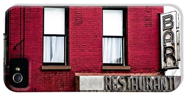 Brooklyn Bar IPhone 5 Case by Diane Diederich