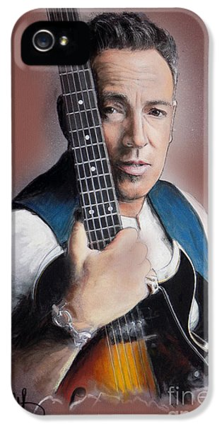 Bruce Springsteen IPhone 5 Case