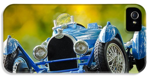 Bugatti Type 35 IPhone 5 Case by Christian Tiboldi