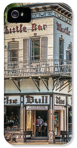 Bull And Whistle Key West - Hdr Style IPhone 5 Case