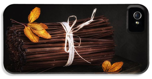 Bundle Of Sticks Still Life IPhone 5 Case by Tom Mc Nemar